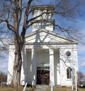 Worship Service @ Patterson Community Church