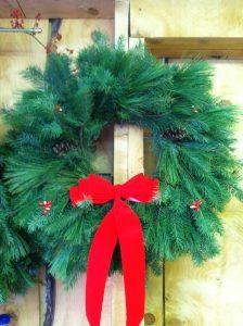 Wreath Decoration Party @ Patterson Community Church