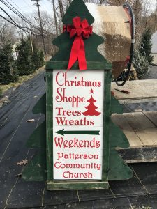Christmas Trees and Wreaths Sale @ Patterson Community Church